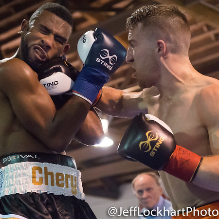 Classic Boxing Company - 2018 09 22 - Oshawa, Ont.