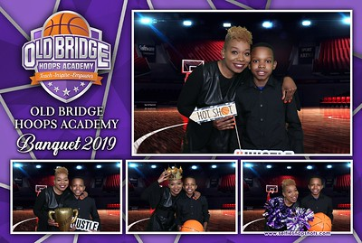 OB Hoops Academy Youth Basketball Banquet 2019