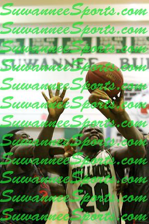 Suwannee vs Hamilton County High School - 2013-14