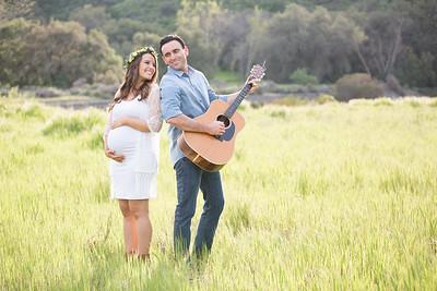 Travis + Ashley Maternity