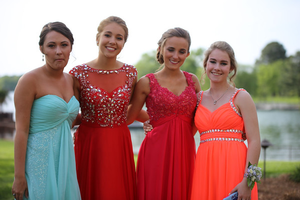 Lake Norman Charter HS Prom 2015