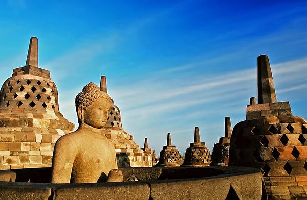 Indonesia - Borobudur