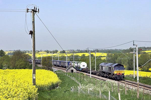 22nd May 2012: Northamptonshire