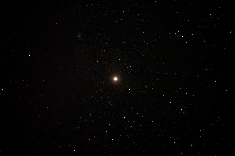 Antares (also NGC6144 Globular Cluster) - 30/3/2011 (Re-processed stack)