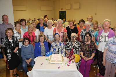 CELEBRATIONS AT WARRENPOINT FRIENDSHIP CLUB