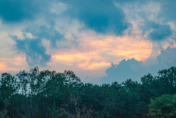 0810: Buford Sunset