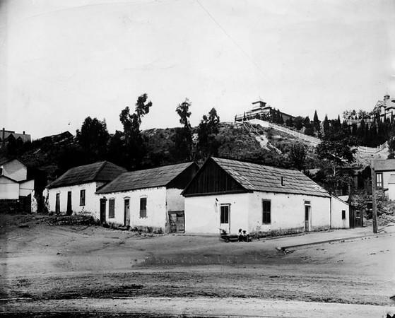 1886, Buena Vista St. and Bellevue Av.