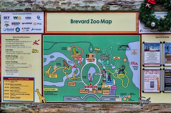 Brevard County Zoo - December 2016