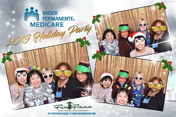 Kaiser Medicare Holiday Party