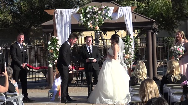 Video -  Ben and Ana Wedding - Initial