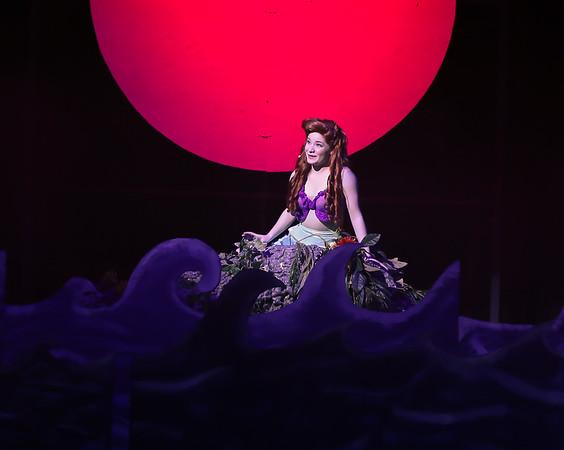 Forsyth Mermaid production
