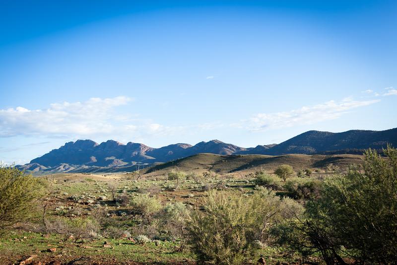 Red Range - Flinders Ranges