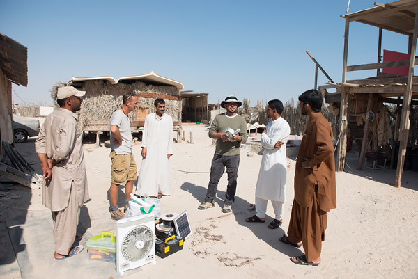 UAE Solar Project