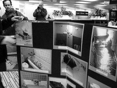 OCAP Toronto Community Housing photo exhibit