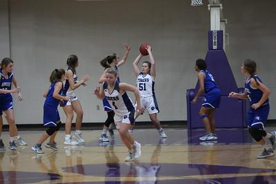 DMS Basketball Girls 2020