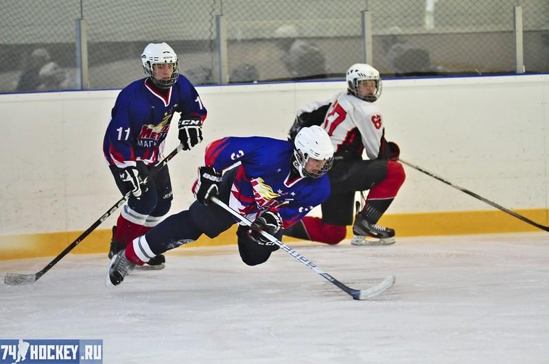 Металлург-1998 (Магнитогорск) - Автомобилист-1998 (Екатеринбург) 5:3. 4 ноября 2012