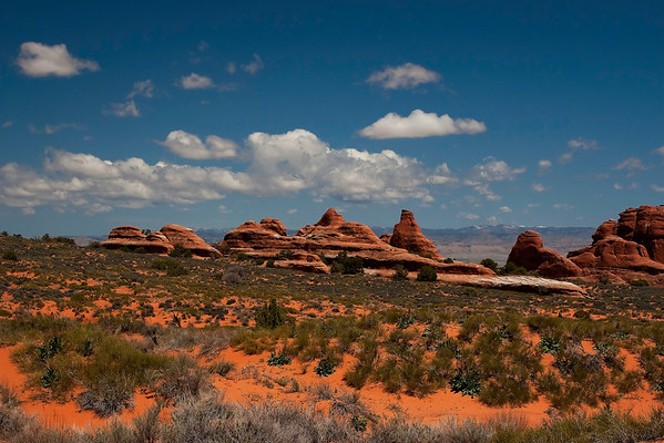 Red Rock Deserts