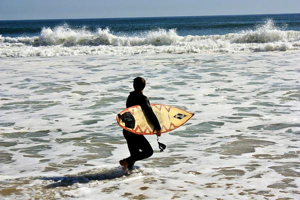 Marconi Beach Surfing