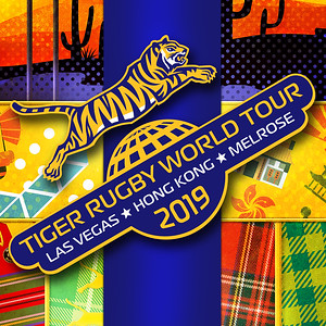 2019 Tiger Rugby World Tour