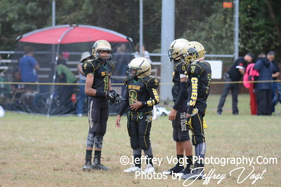 09-12-2015 Montgomery Village Sports Association Chiefs Pee Wees vs Western Charles Chargers, Photos by Jeffrey Vogt Photography