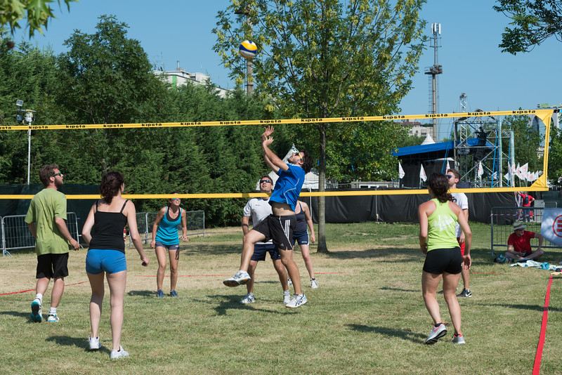 6° Torneo di Green Volley Solidale