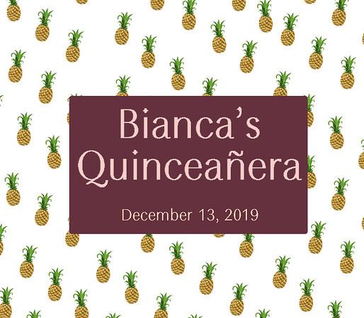 Bianca's Quinceanera
