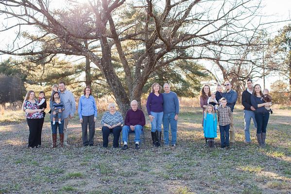 Herman Family + Extended