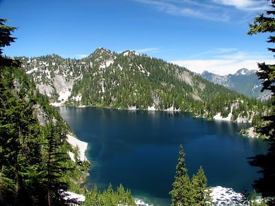 Snow Lake - Near Snoqualmie Pass 7-7-07