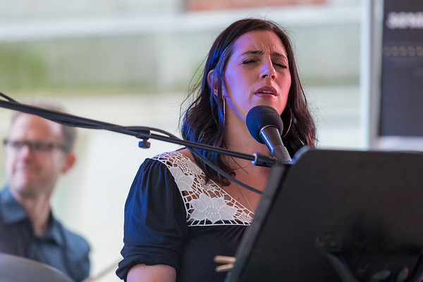 2018 Sarah Scharbrough McLaughlin Jazz on the Square