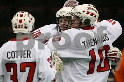 Brenden Thenhaus - (2009 Boston Blazers)