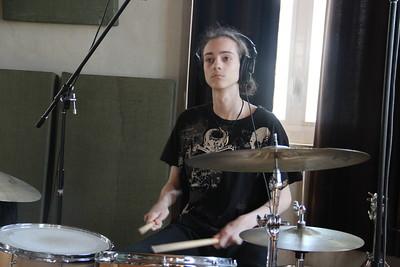 2017-2018 Miner Street Studios Recording Session