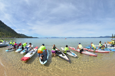 Thunderbird Paddleboard Race 2014