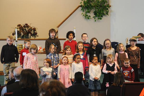 Feb. 7, 2010 Worship Service (Youth Sunday)