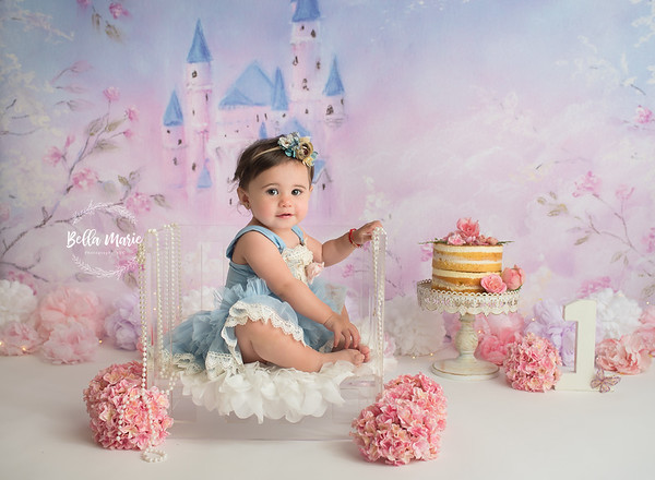 The Girls ~ First Birthday Sessions
