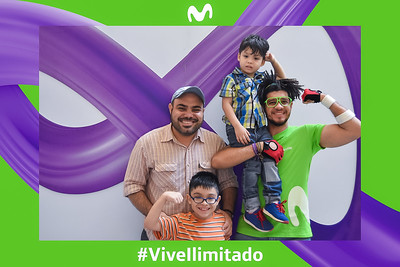 Photo Party Movistar - Multiplaza