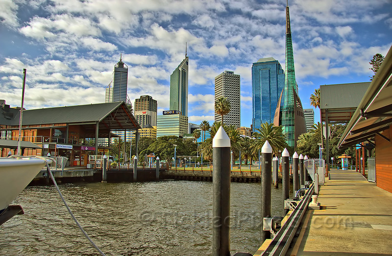 Barrack Street Jetty, Perth