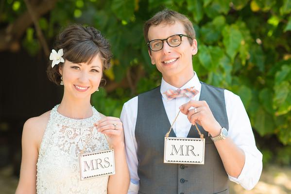 Congratulations Megan & Zach!
