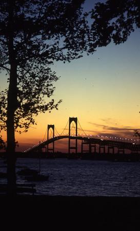 Newport Bridge 3