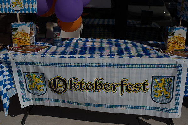 Dr. Loud's Ribbon Cutting and Oktoberfest