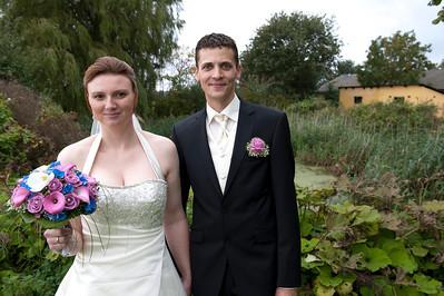 Karina & Jocobs bryllup 2011