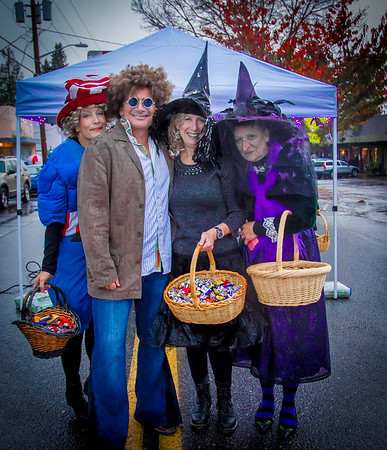 Set three: Halloween on Vashon Island 2015