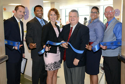 Charles Settlement House re-opening 8/7/2014