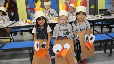 LCE Remembers the First Thanksgiving