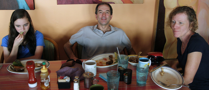 Breakfast at Camille's Restaurant