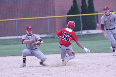 Riverdale @ Highland Baseball 5-31-17