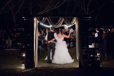 Blok Gardens Twilight Wedding