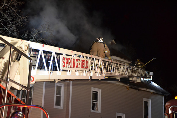 2nd Alarm 14 Wareham St. Springfield, MA 3/27/14