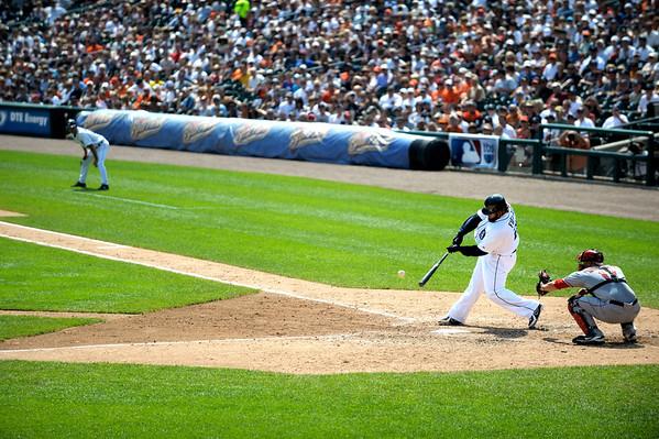 8/26/12 Detroit Tigers vs. Los Angeles Angels