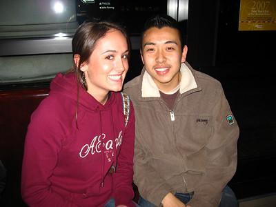 EX-Comm's Last Meeting @ Cheesecake Factory (11/29/06)