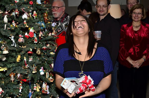 Club 407 Christmas Party 12-11-10